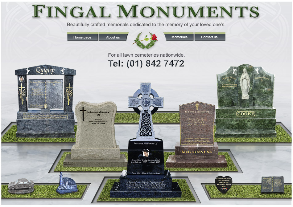 Fingal Monuments
